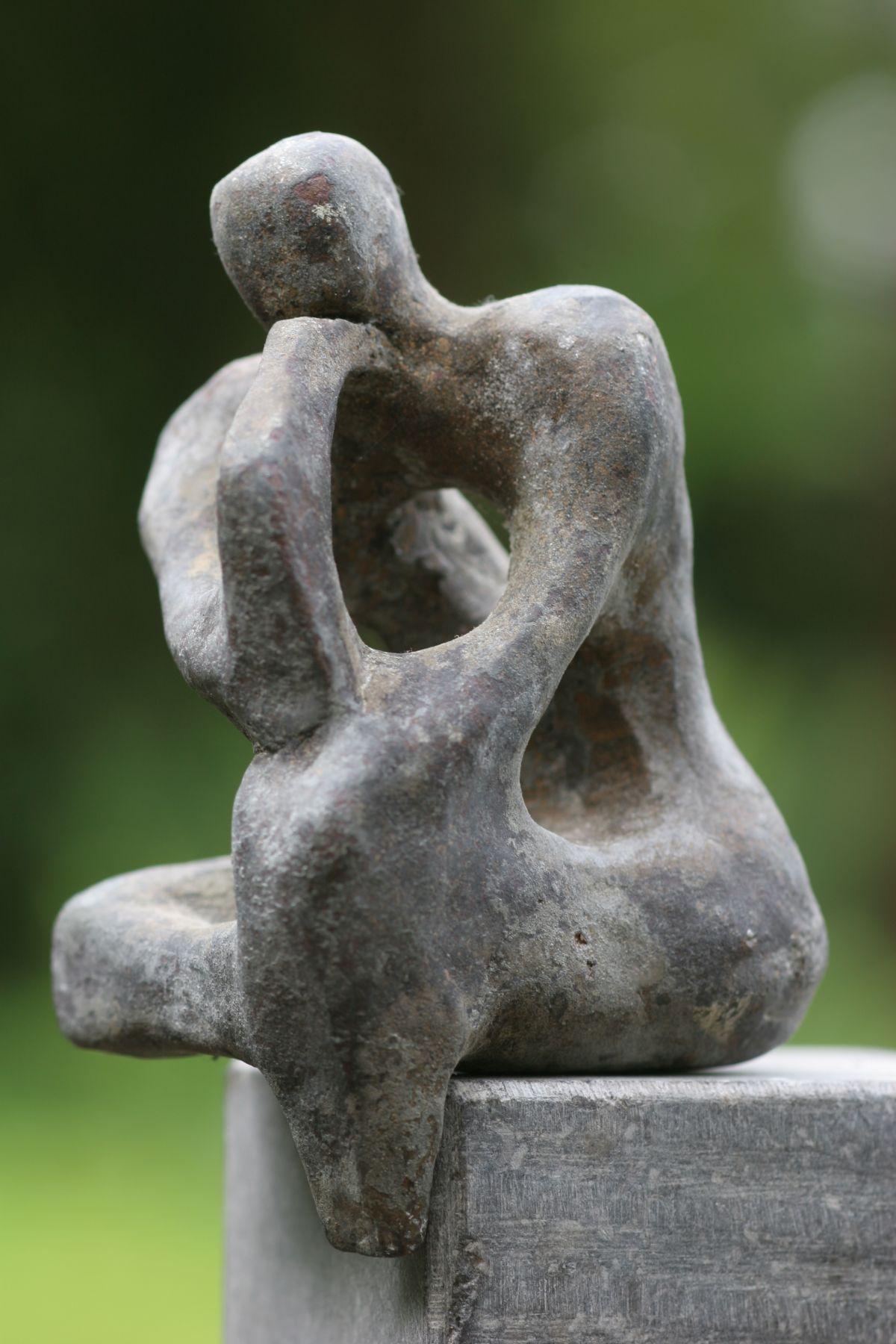 Kunst: MOORE RODIN van kunstenaar  Rogier Ruys