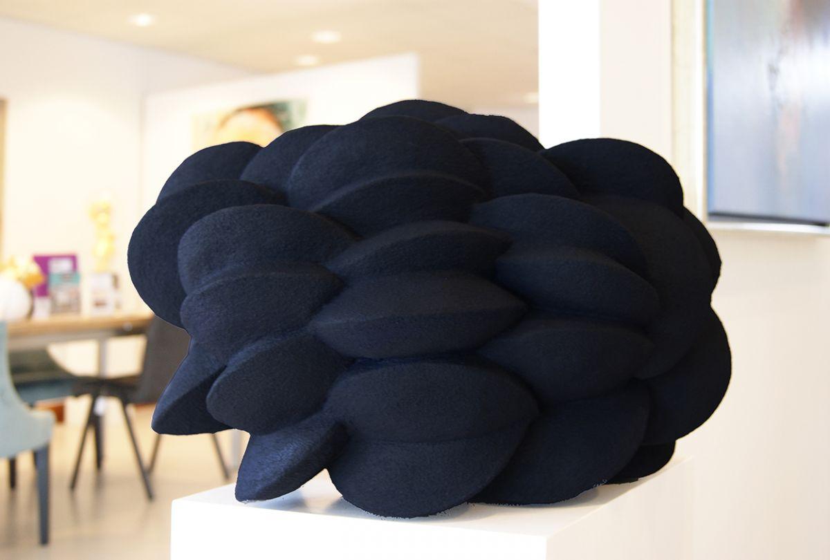 Kunst: Mossels (dark L) van kunstenaar Jolanda Drukker Murray