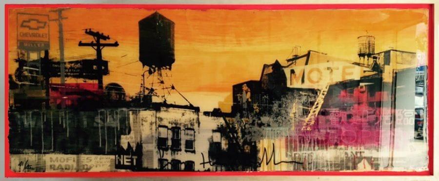 Kunst: Mote van kunstenaar  George Heidweiller
