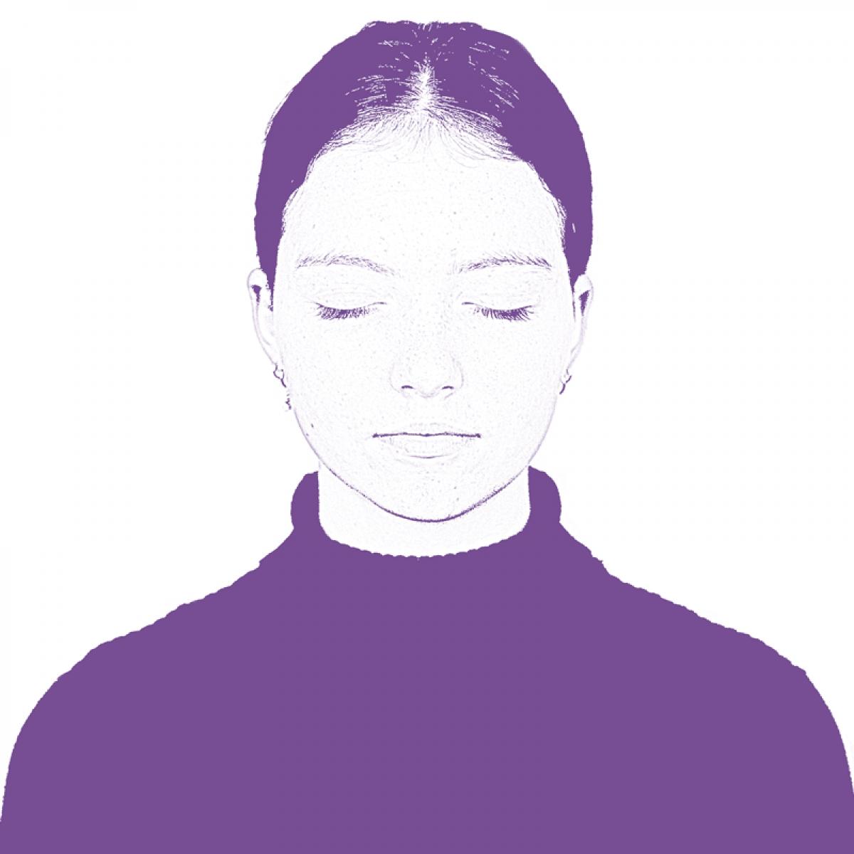 Kunst: Motion- Ogen open-dicht van kunstenaar Marieke Gaymans