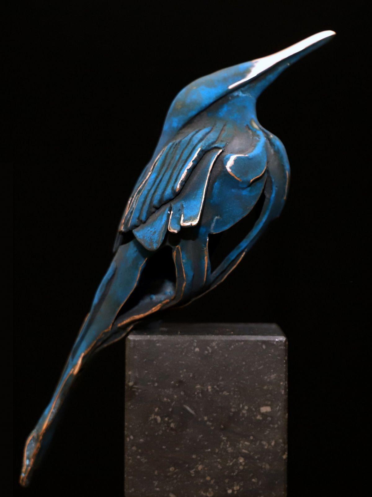 Kunst: Muslukt (L2170102) van kunstenaar Leny Franken