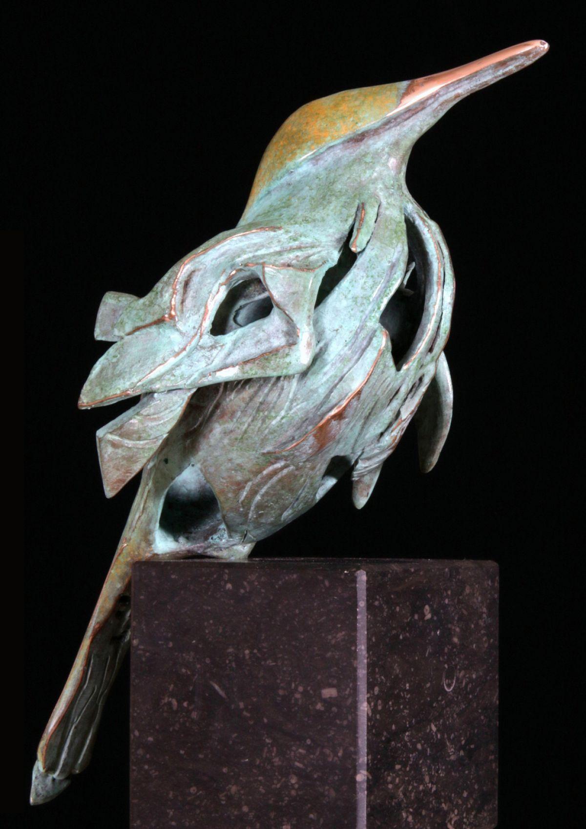 Kunst: Muslukt (L217087) van kunstenaar Leny Franken