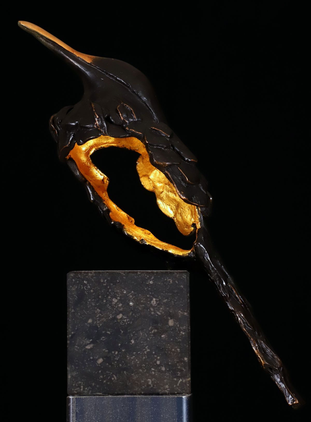 Kunst: Muslukt (L218071) van kunstenaar Leny Franken
