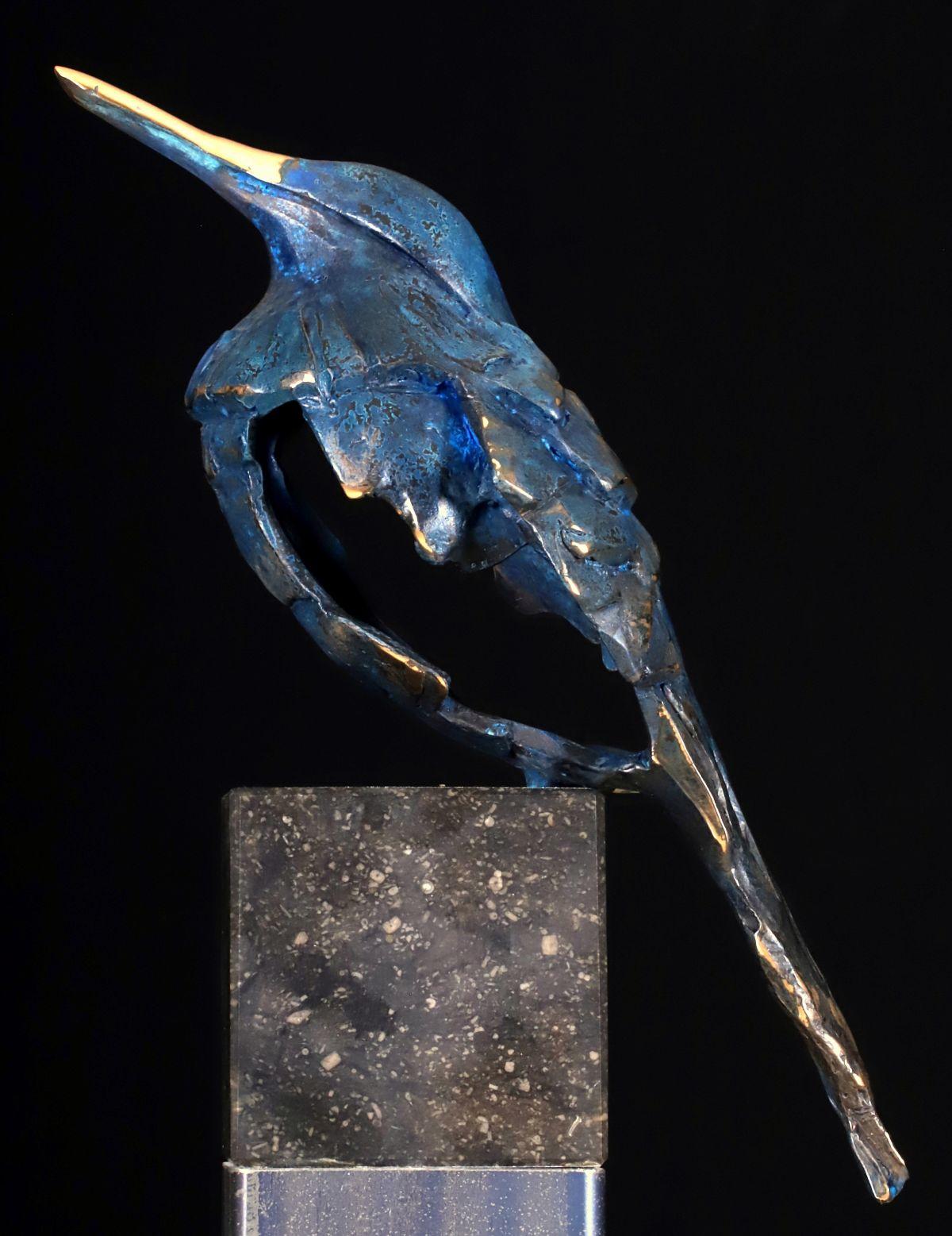 Kunst: Muslukt (L219050) van kunstenaar Leny Franken