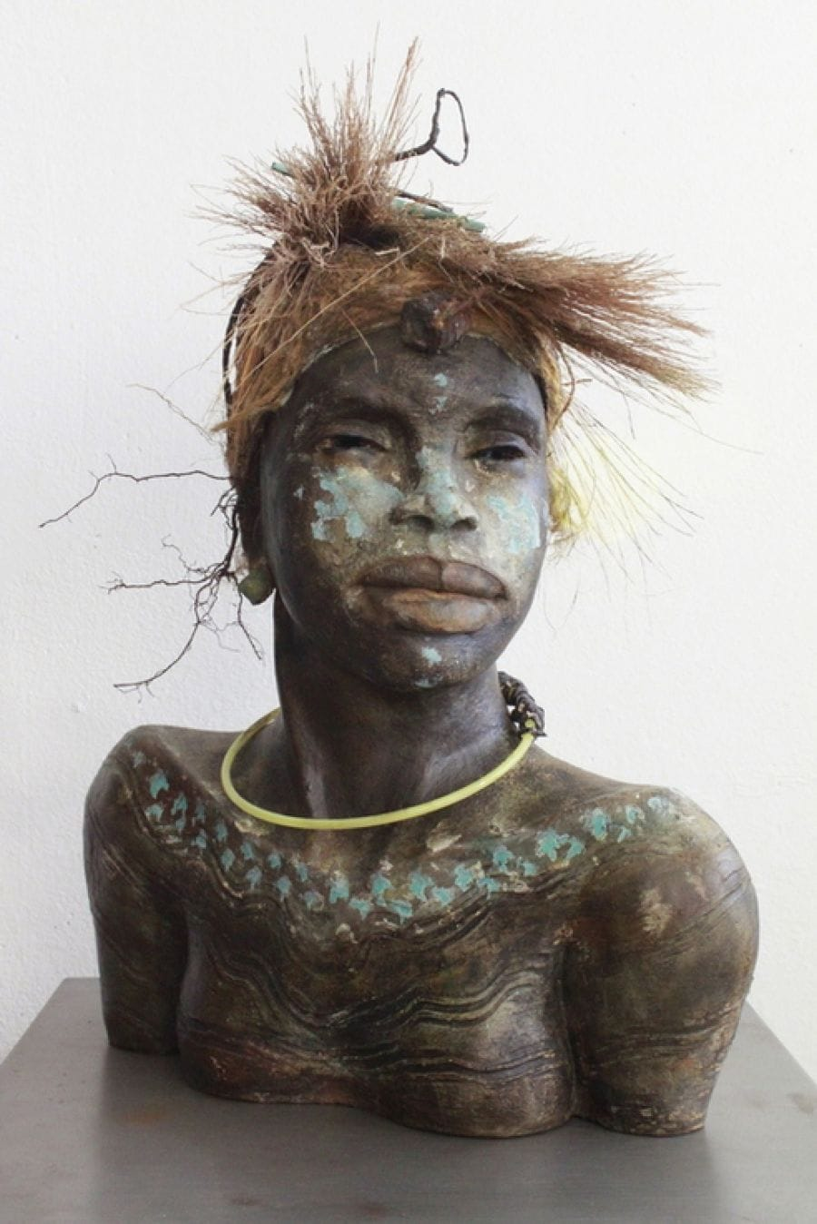 Kunst: Mwamba – Krachtig van kunstenaar Lilian Wessels