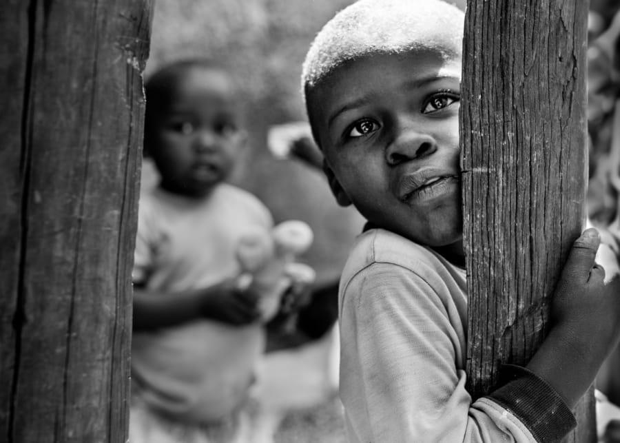 Kunst: Nairobi – Kibera slum – Craving van kunstenaar Gertjan van Geerenstein