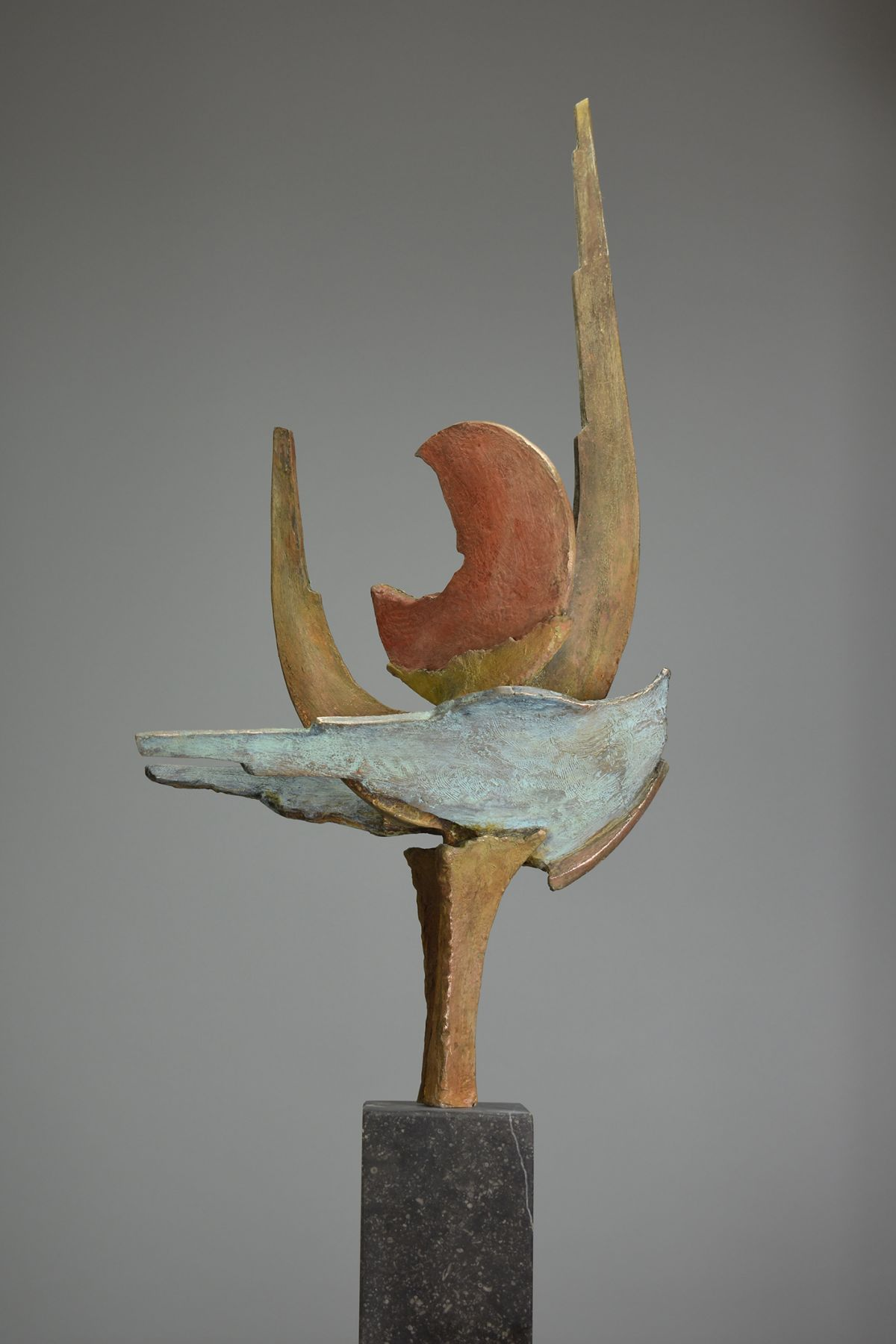 Kunst: Nareena (Tevreden) van kunstenaar Geert Verstappen