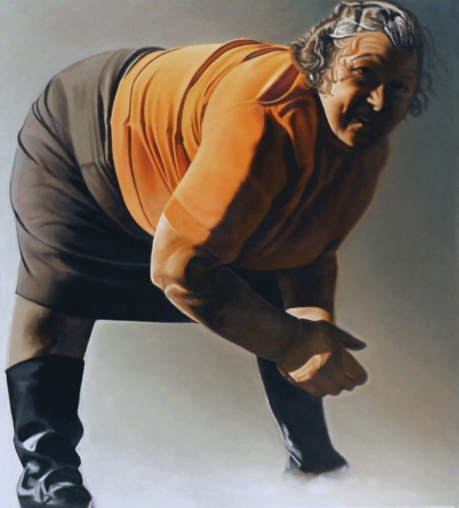 Kunst: nauwgezet van kunstenaar Leo Wijnhoven