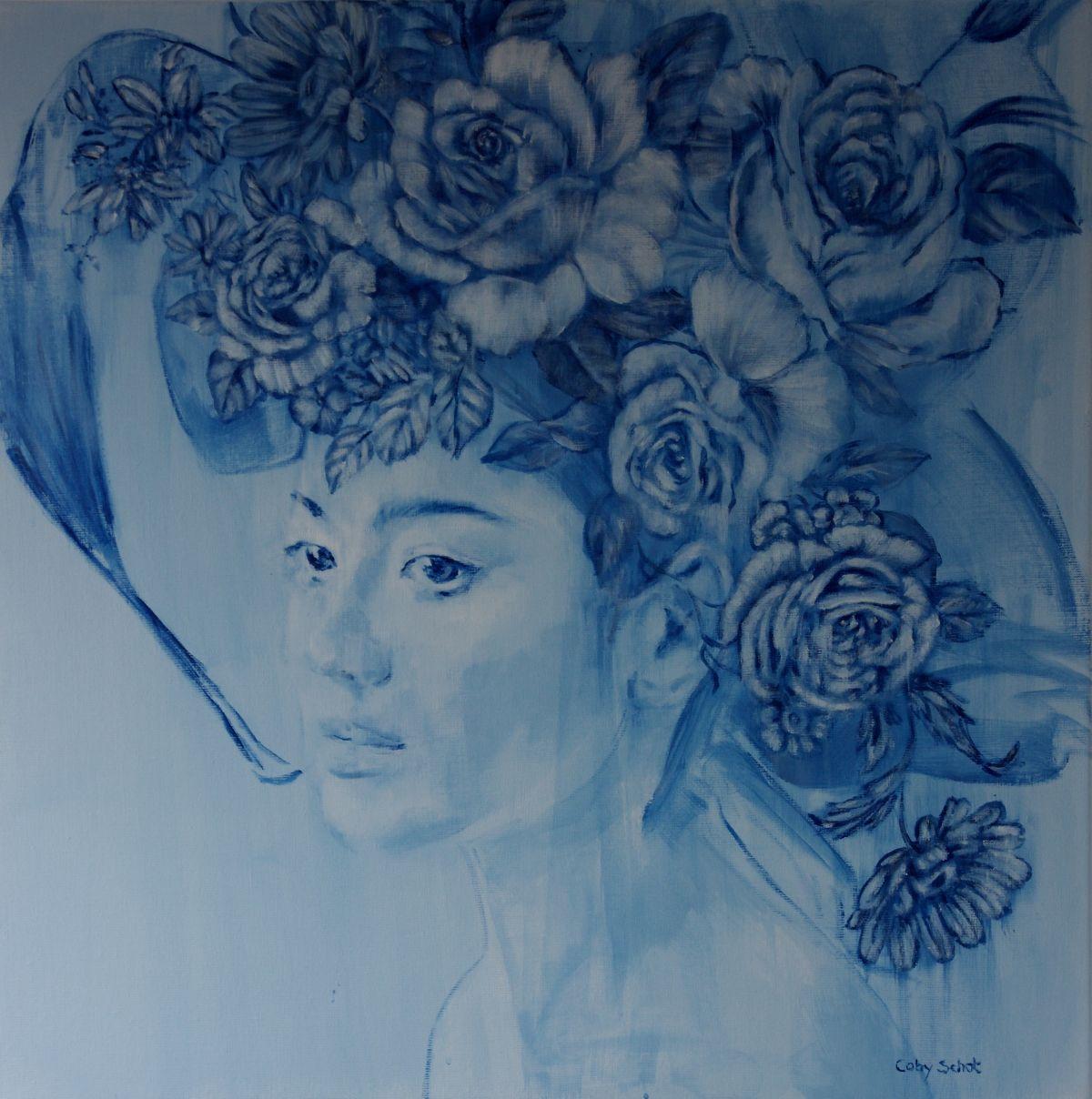 Kunst: Netherlands meet Japan van kunstenaar Coby Schot