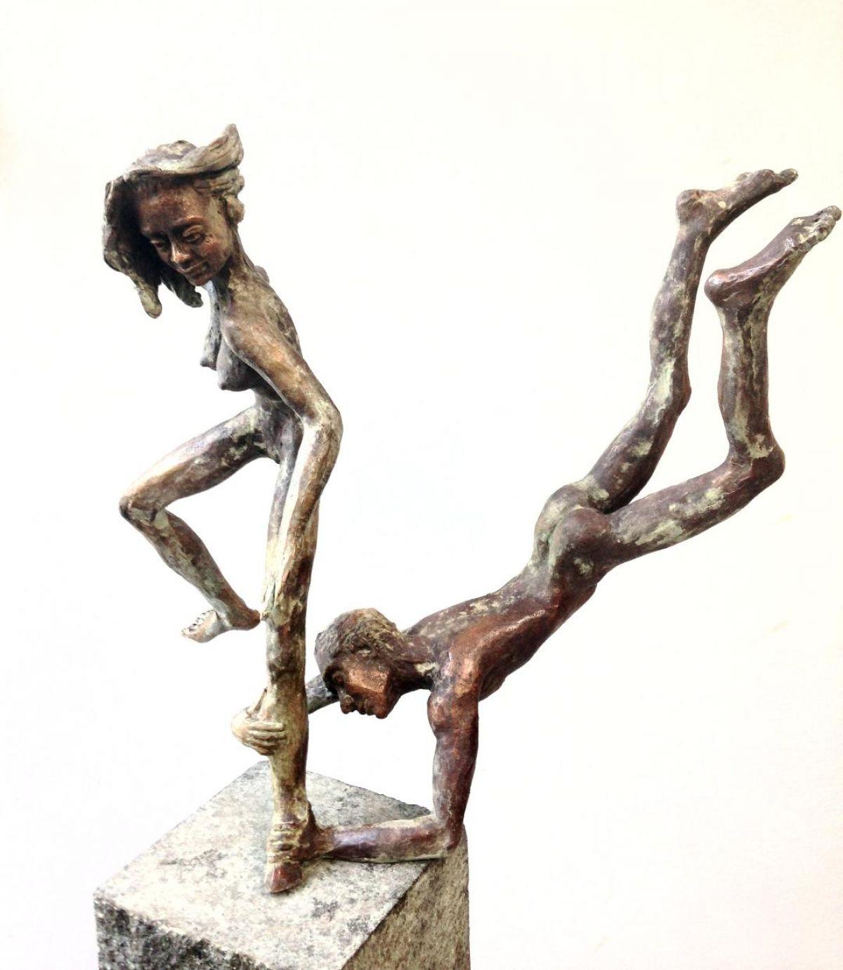 Kunst: Never a dull moment van kunstenaar Lilian Steenhuisen