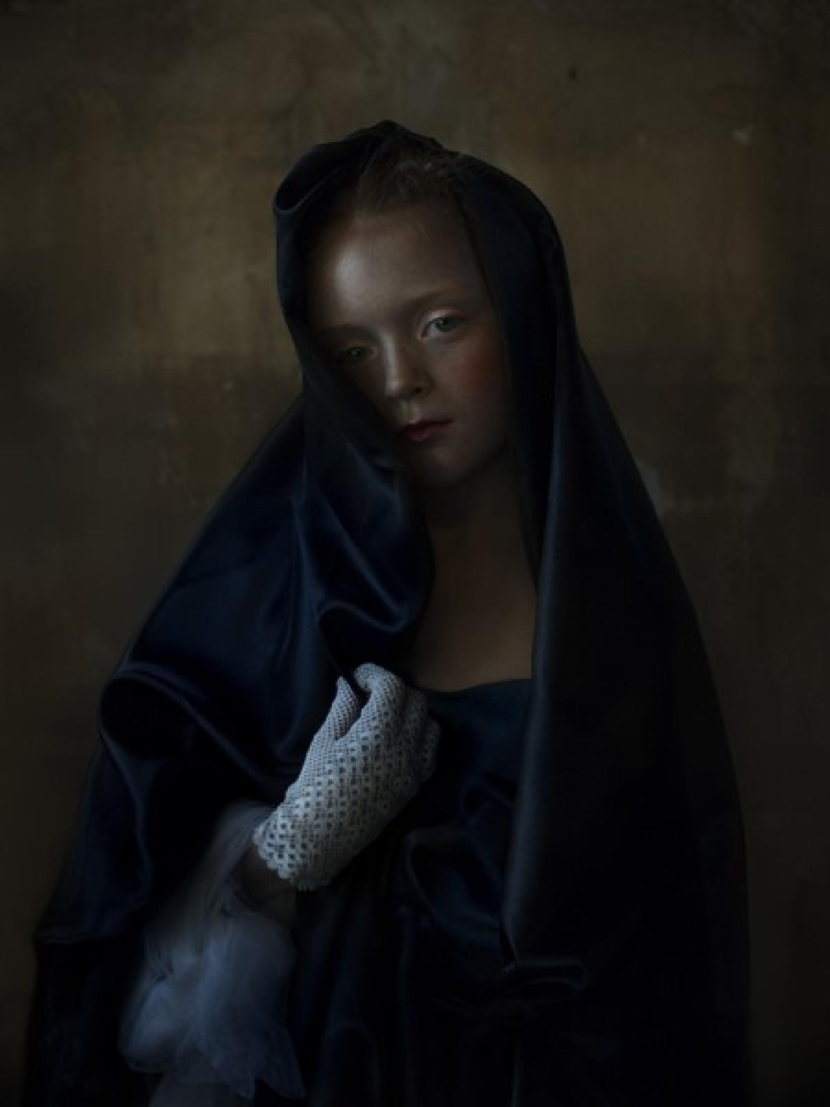 Kunst: Nina van kunstenaar Jenny Boot
