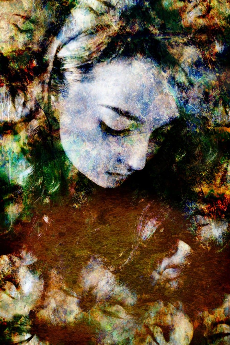 Kunst: No Reflections van kunstenaar Johnny&Kyrah de Wit