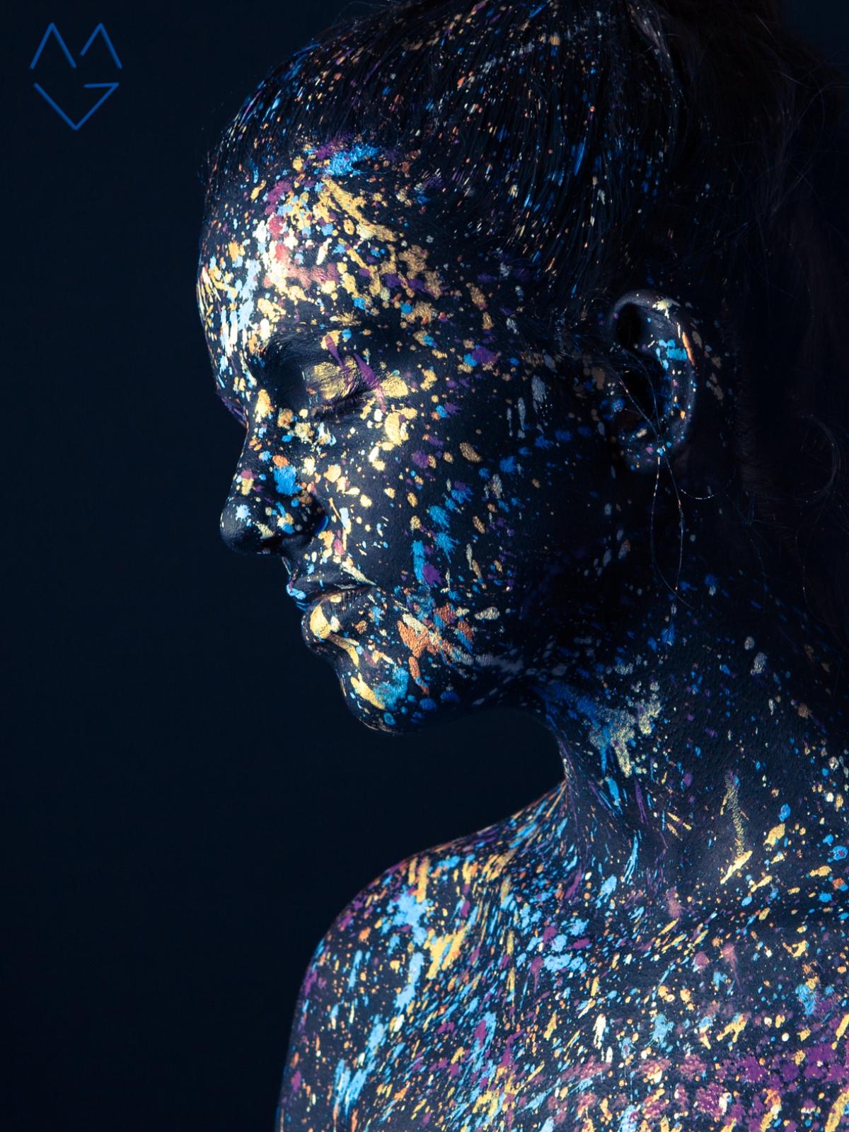 Kunst: Nocturne II van kunstenaar Marieke Gaymans