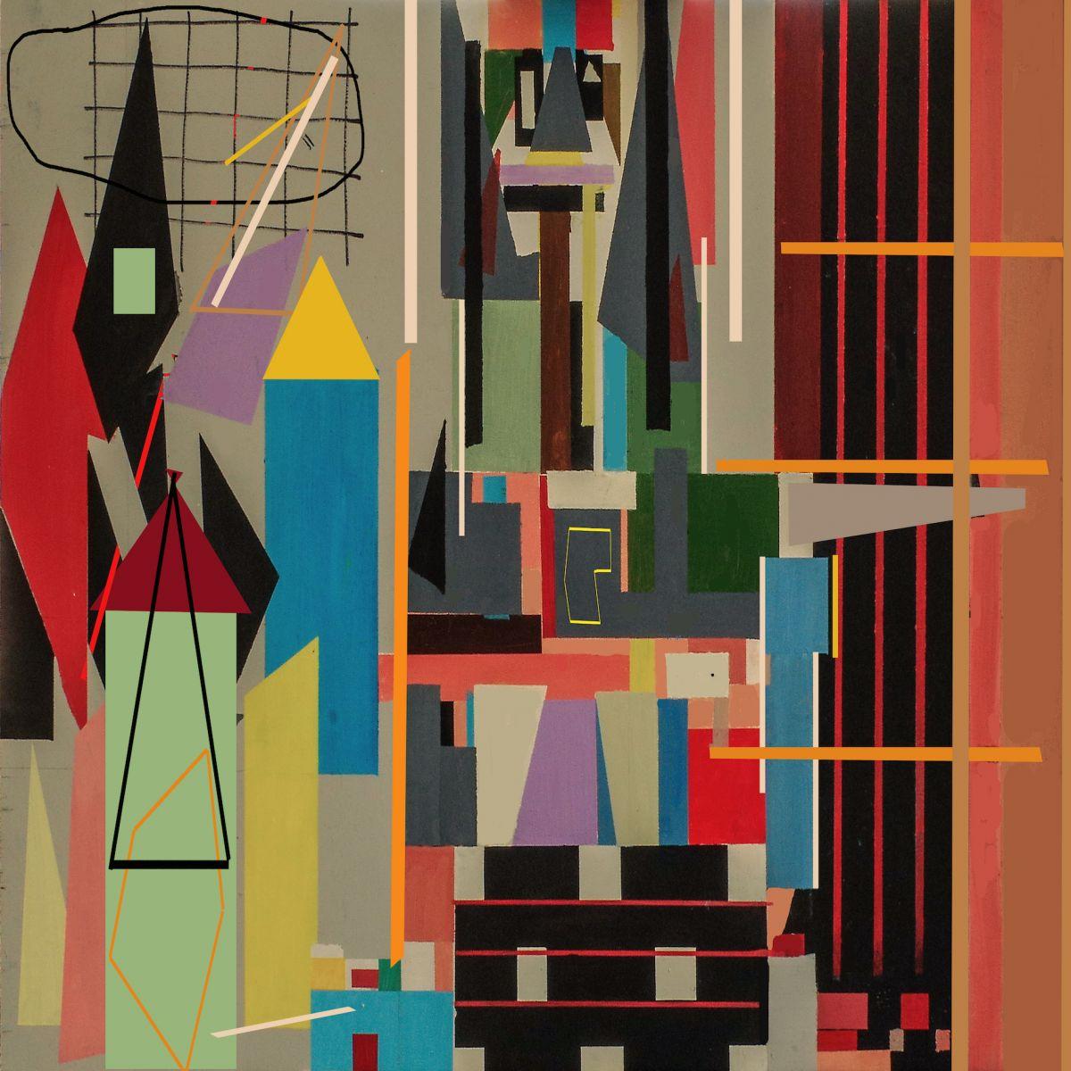 Kunst: [NOT] Following Art History II van kunstenaar Geert Lemmers