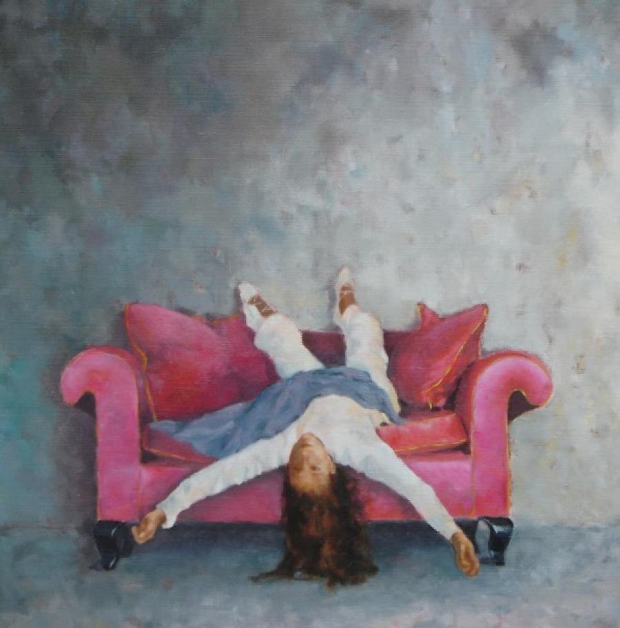 Kunst: Nu even niet van kunstenaar Miranda Karskens