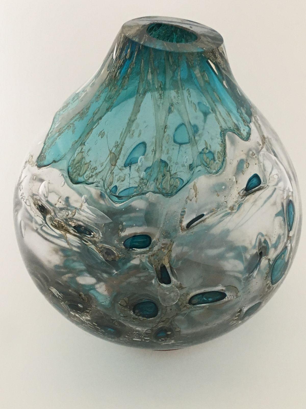 Kunst: Ocean #1 van kunstenaar Fons Uytdehaag