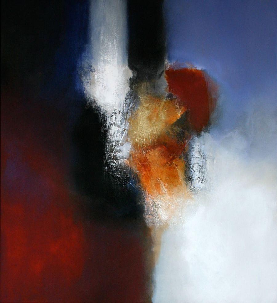 Kunst: October van kunstenaar Eelco Maan