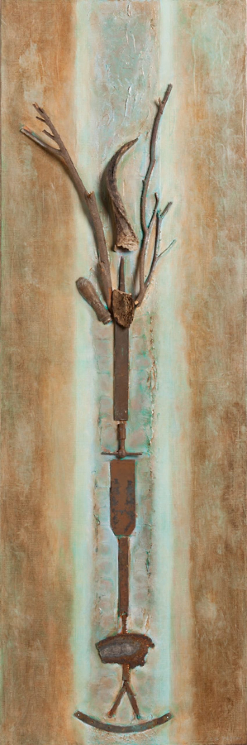 Kunst: Offer van kunstenaar Els Vegter