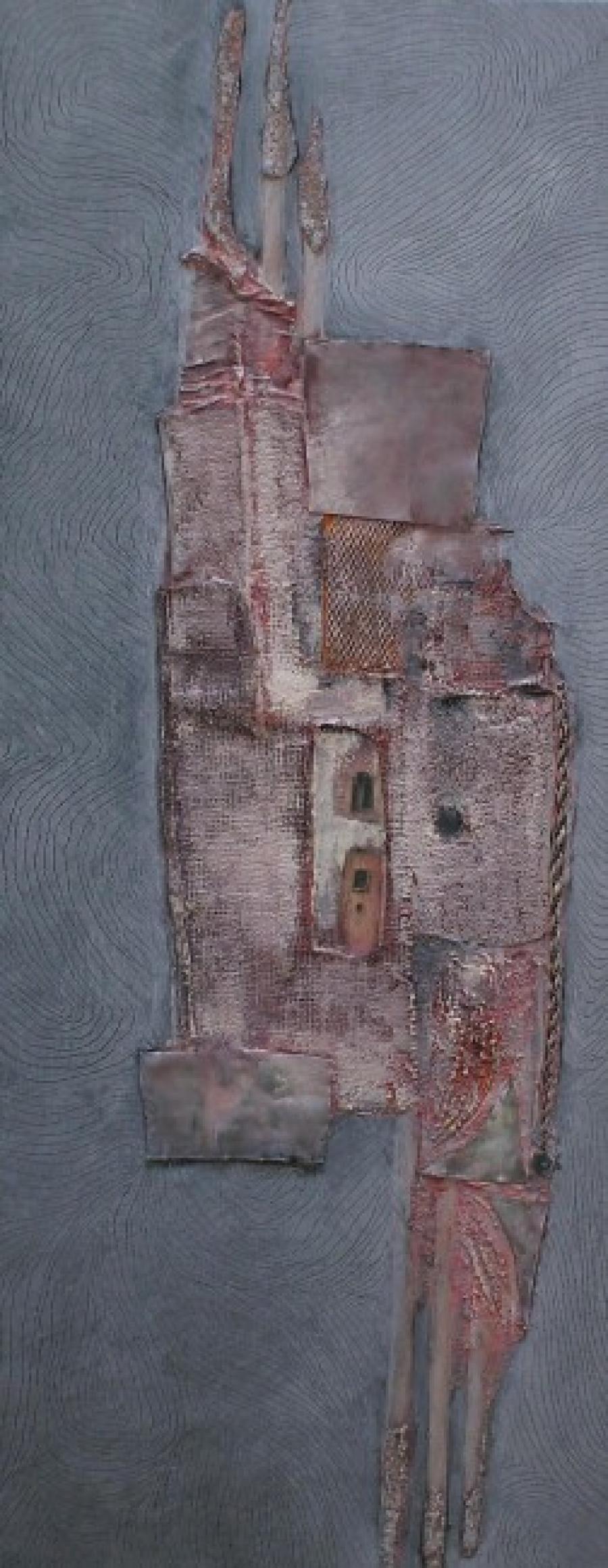 Kunst: Omhuld van kunstenaar Els Vegter
