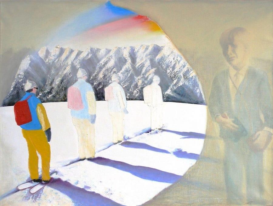 Kunst: ondergedolven van kunstenaar Leo Wijnhoven