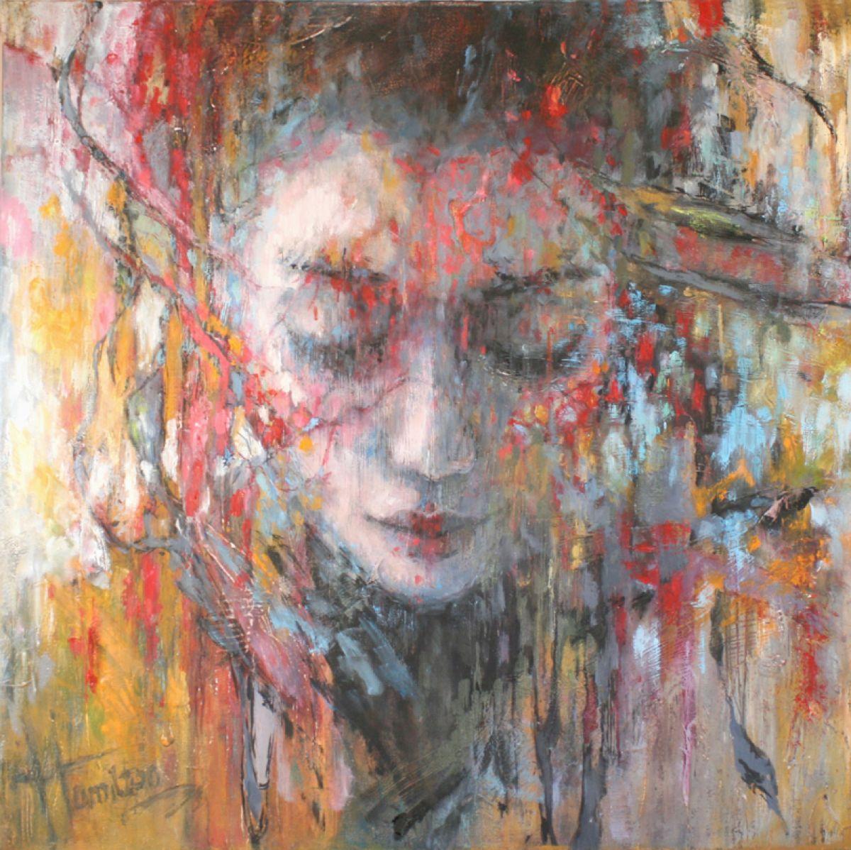 Kunst: One Day van kunstenaar Evelyn Hamilton