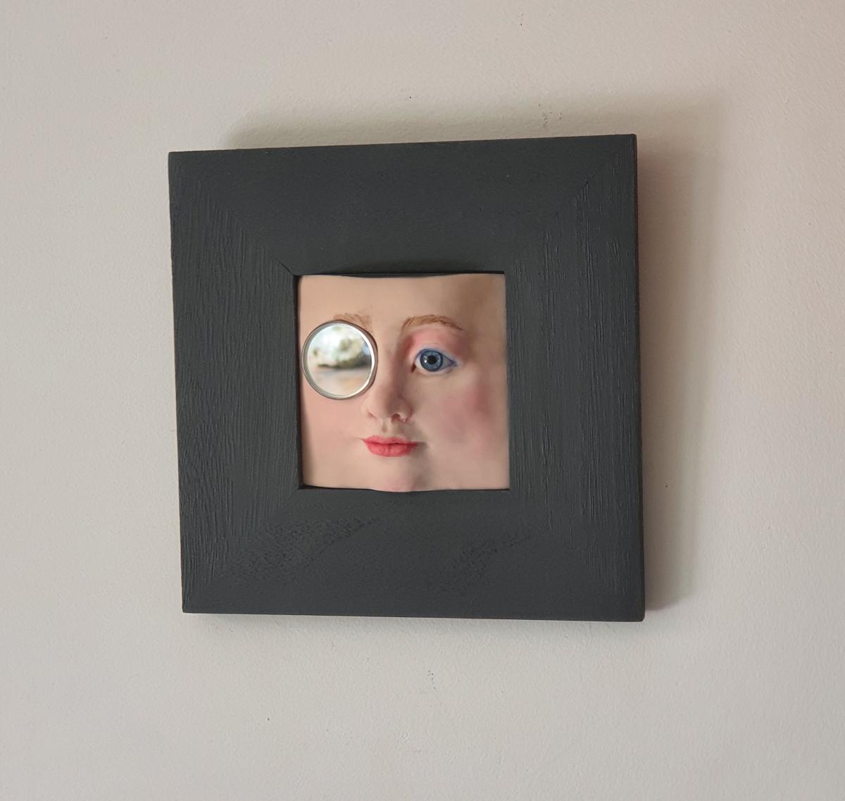 Kunst: Oog in oog van kunstenaar Saskia Hoeboer