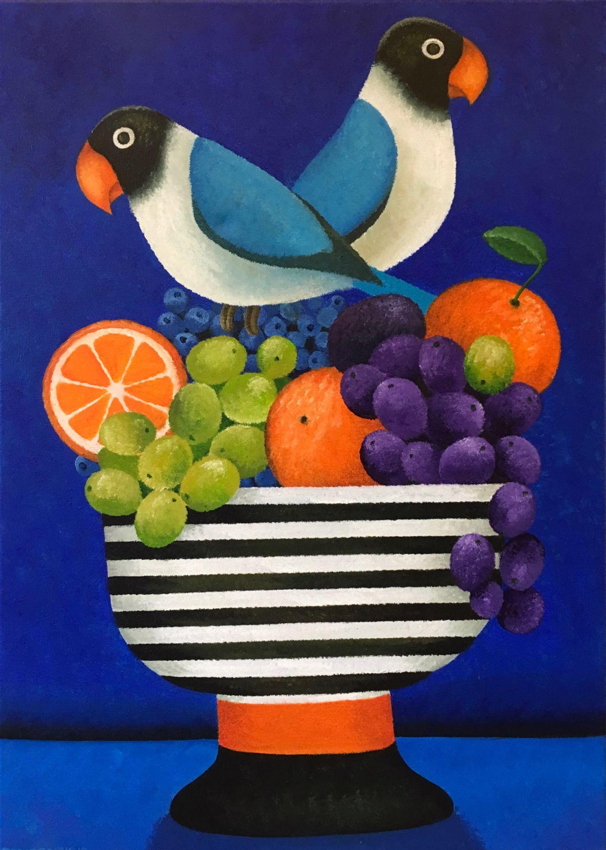 Kunst: Opgeschaald van kunstenaar Yvonne Zomerdijk