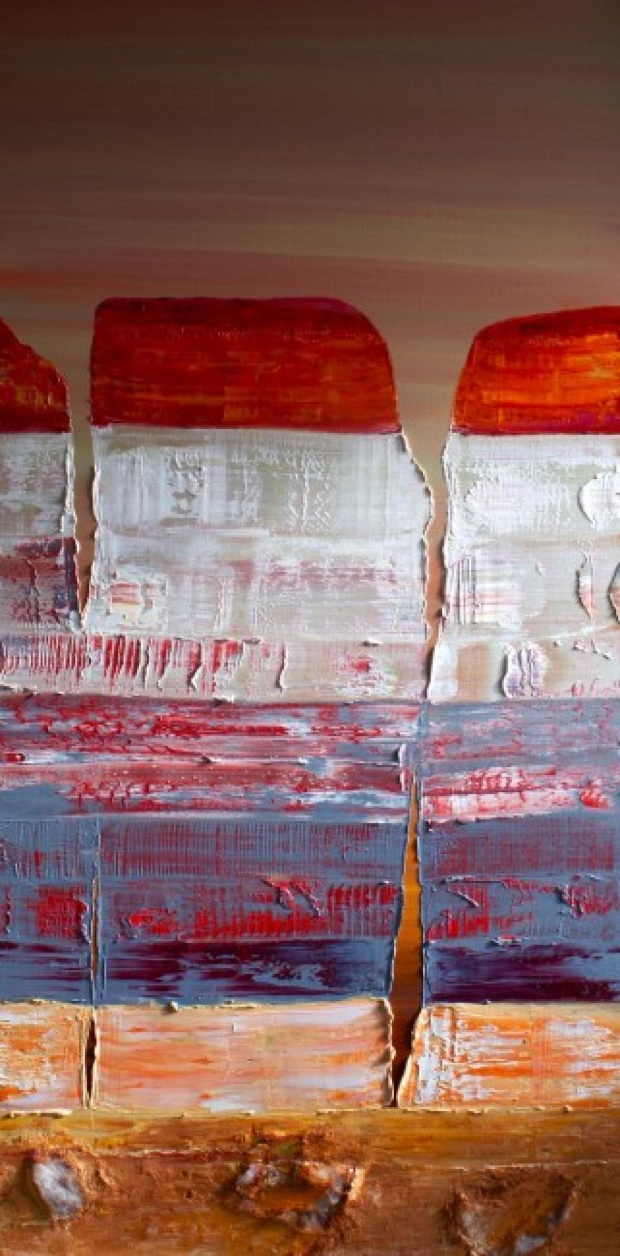 Kunst: Opperlaag II van kunstenaar Els Vegter