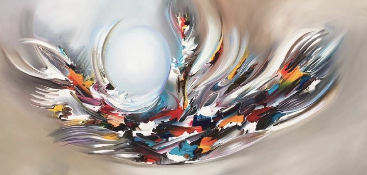 Kunst: Orion van kunstenaar Gena n Gena