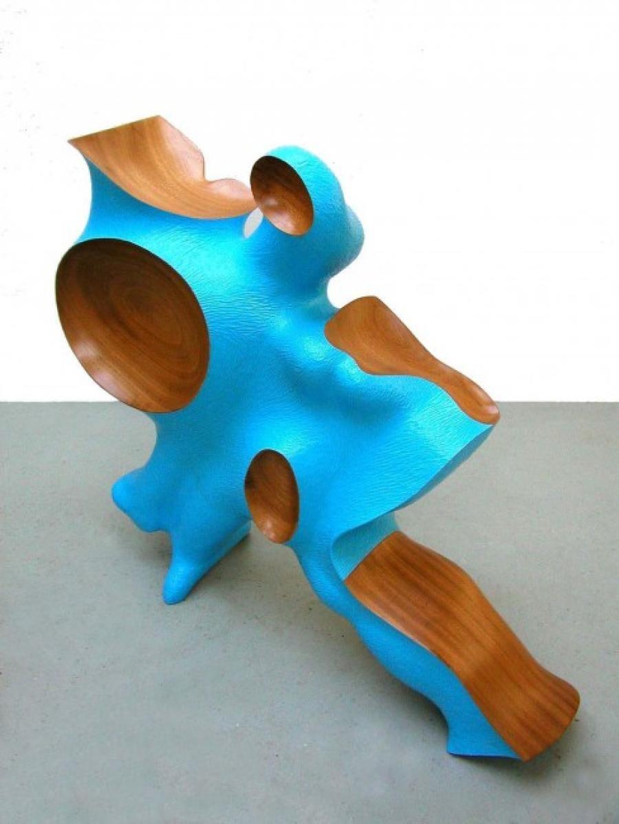 Kunst: Oskarchen van kunstenaar Frans Muhren