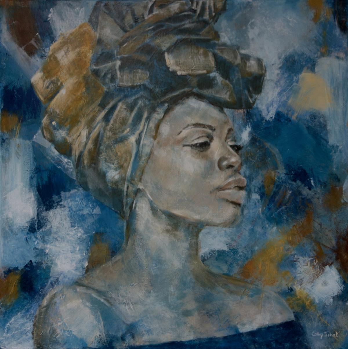 Kunst: 'Oya' van kunstenaar Coby Schot