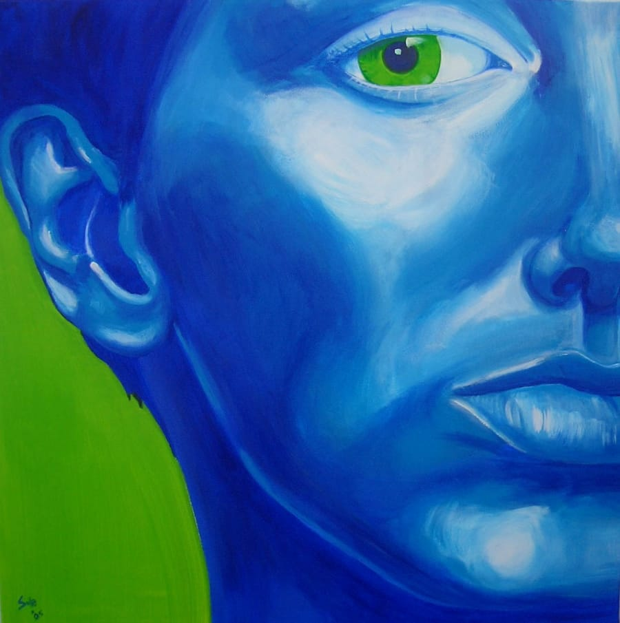 Kunst: Part One van kunstenaar Tamara Sille