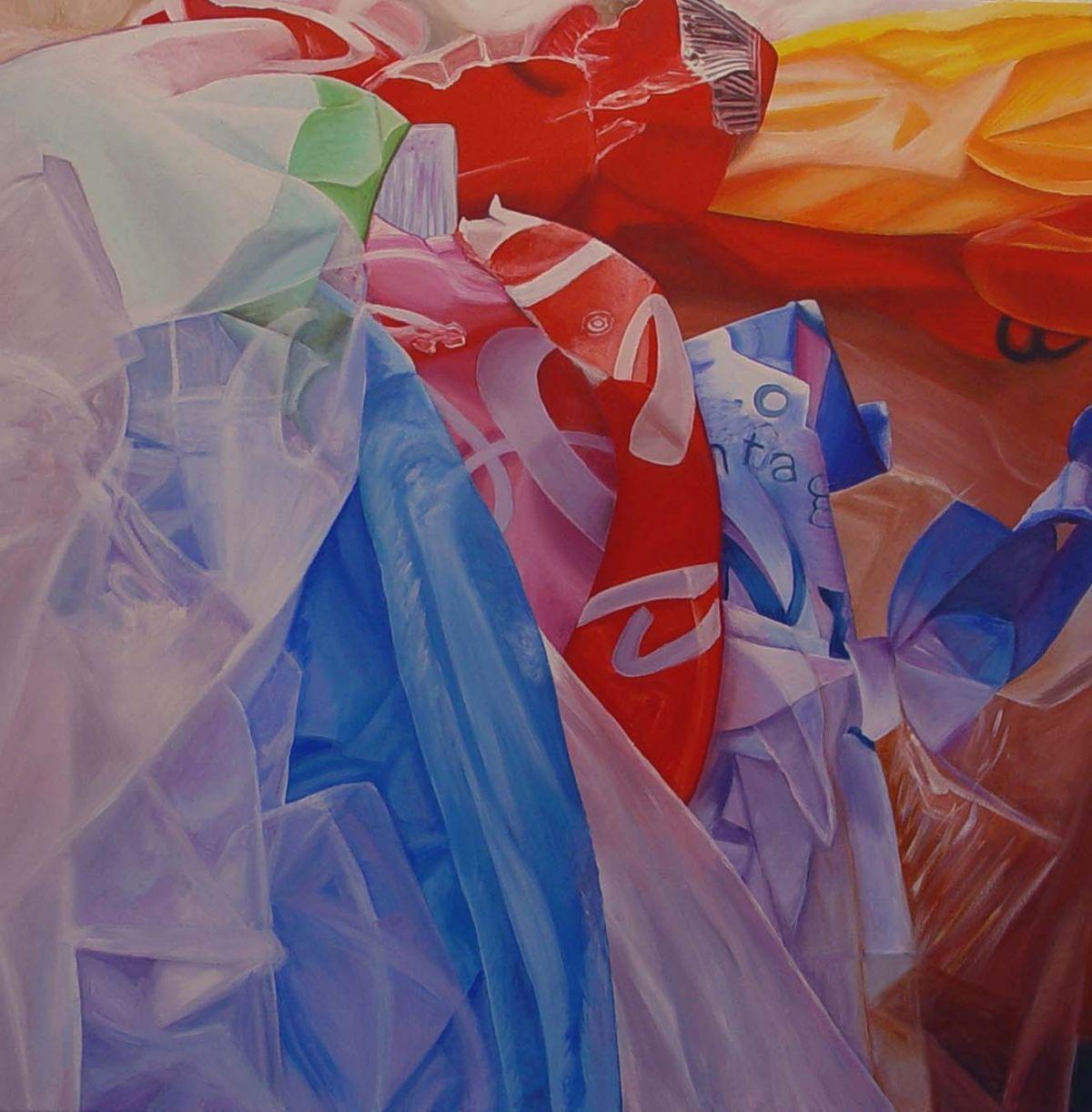 Kunst: Party van kunstenaar Ella Joosten