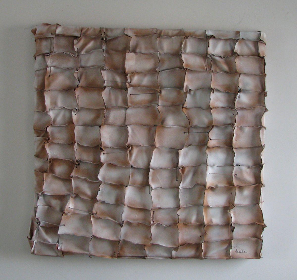 Kunst: patched pieces van kunstenaar Ketlin van Esschoten