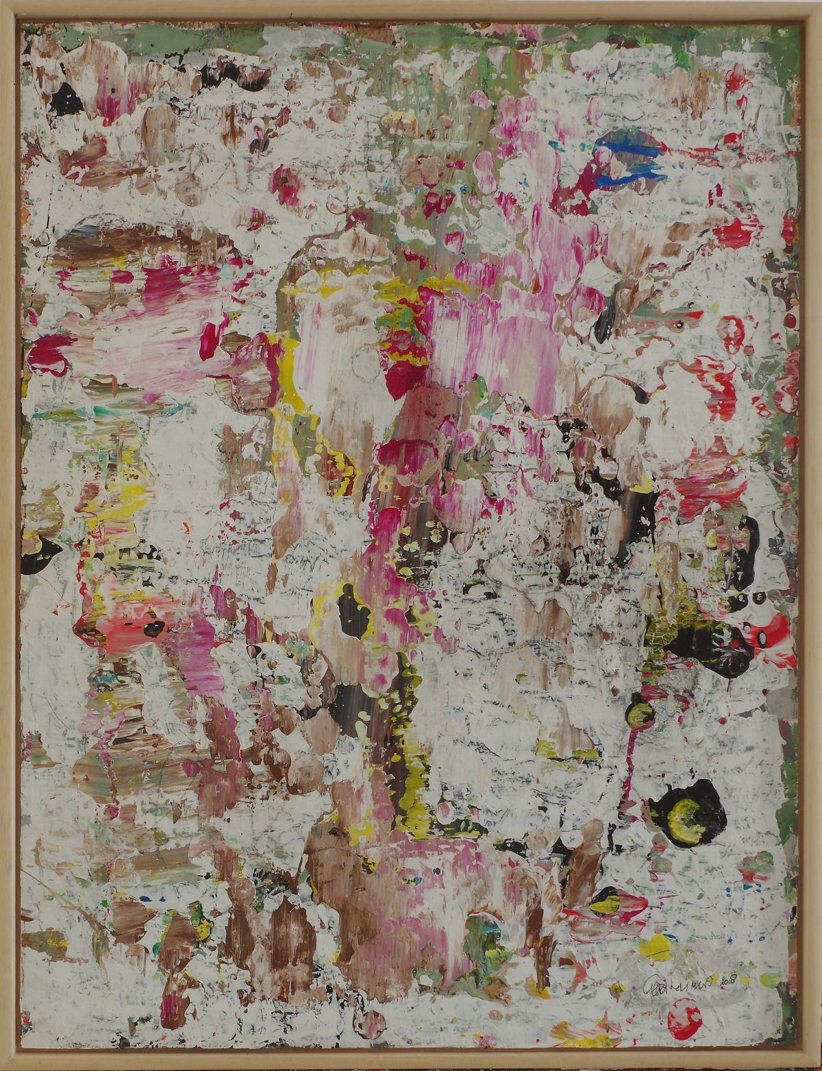 Kunst: Plateau der Menschheit Opus II van kunstenaar Geert Lemmers
