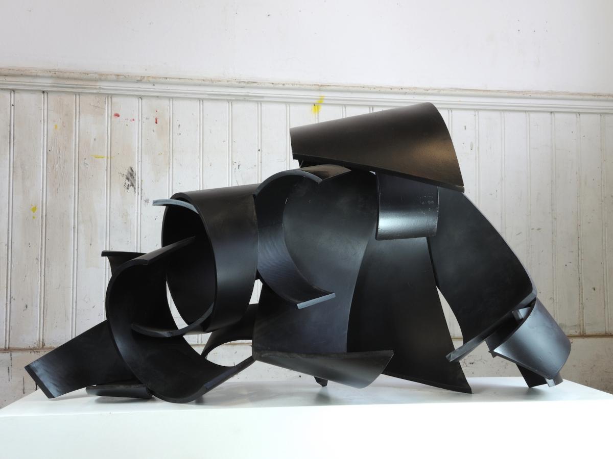 Kunst: Point Nemo van kunstenaar Eelke van Willegen