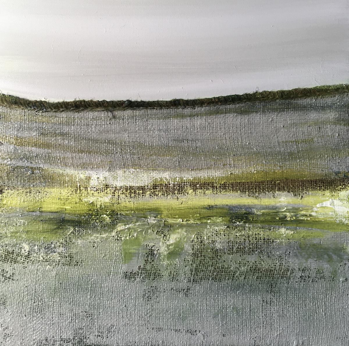 Kunst: Polderland I van kunstenaar Els Vegter
