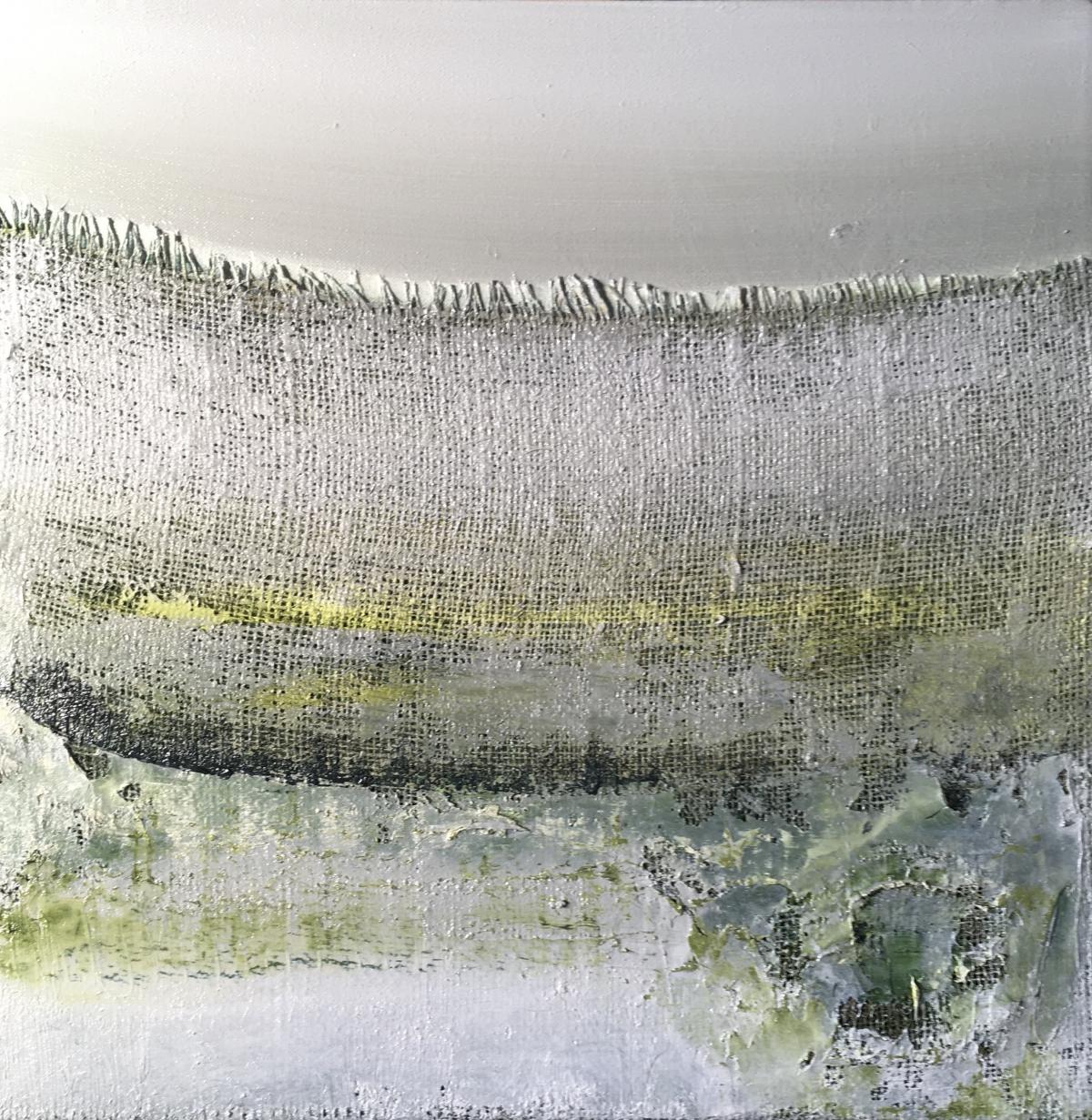 Kunst: Polderland II van kunstenaar Els Vegter