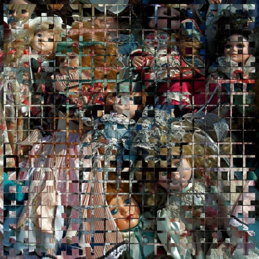 Kunst: Poppen uit Lile van kunstenaar Pimm van Mourik