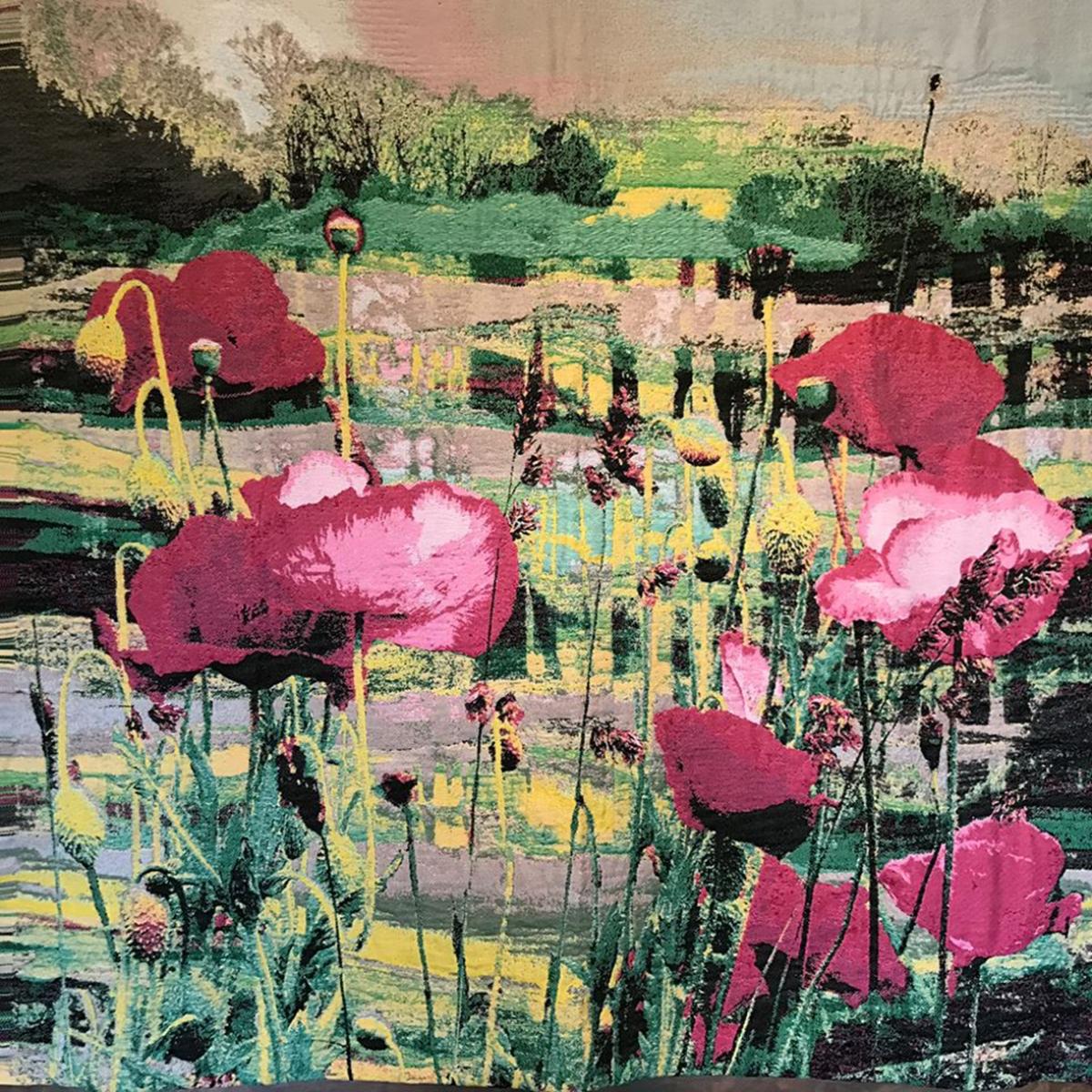 Kunst: Poppy van kunstenaar Irene van Vliet