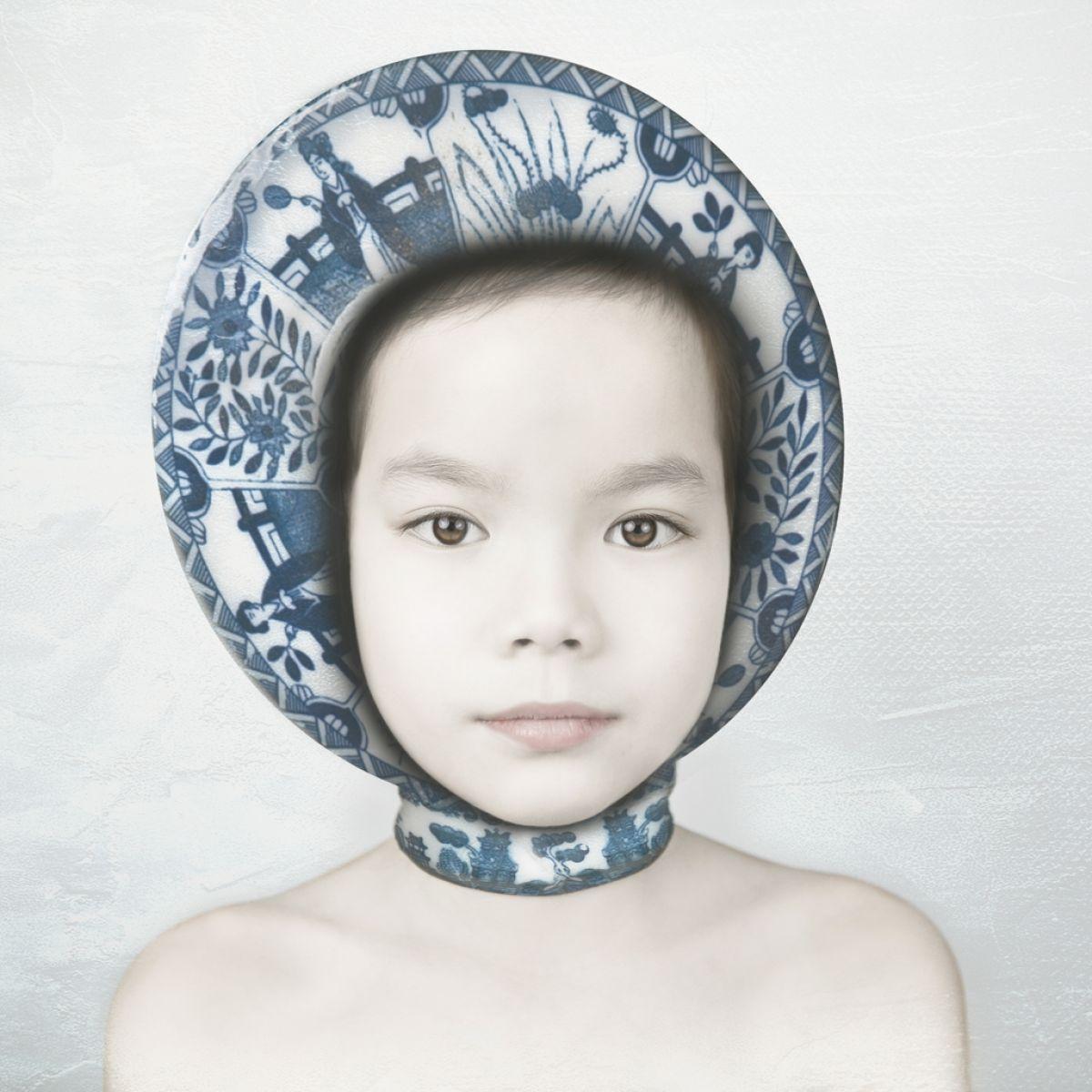 Kunst: Porcelain 1a van kunstenaar Kaat Stieber