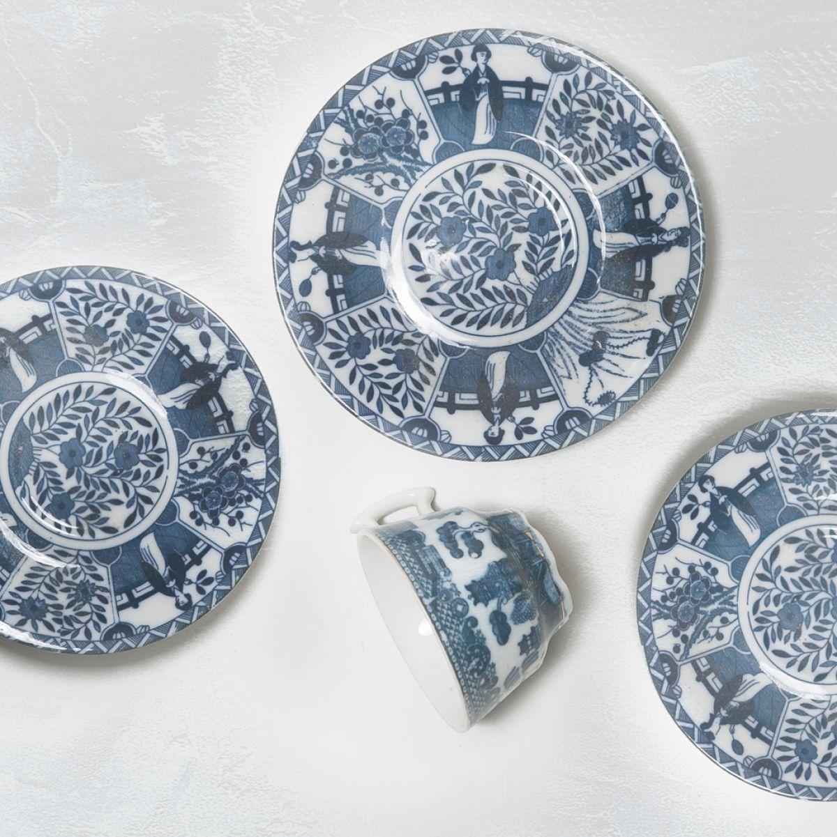 Kunst: Porcelain 1b van kunstenaar Kaat Stieber