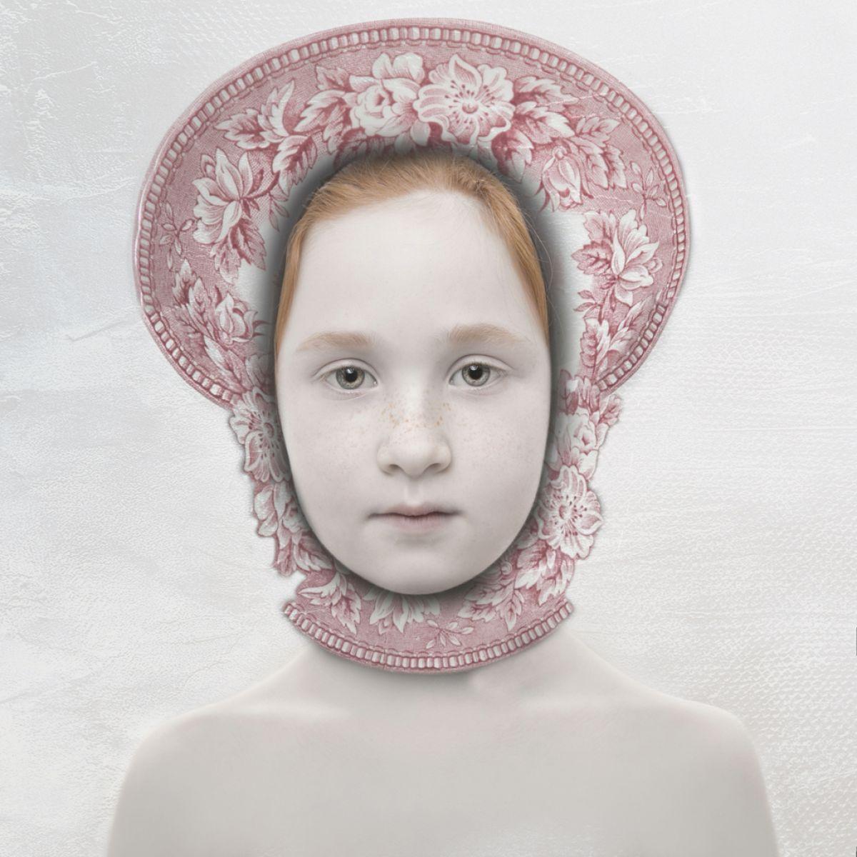 Kunst: Porcelain 2a van kunstenaar Kaat Stieber