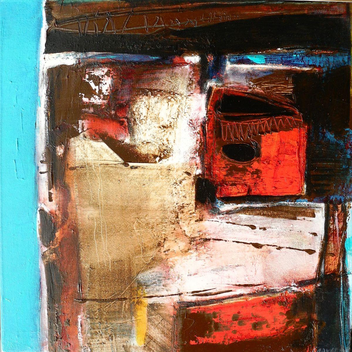 Kunst: Portales van kunstenaar Sietse Goverts