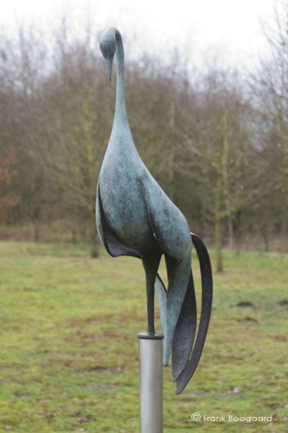 Kunst: Proud van kunstenaar Frank R. Boogaard