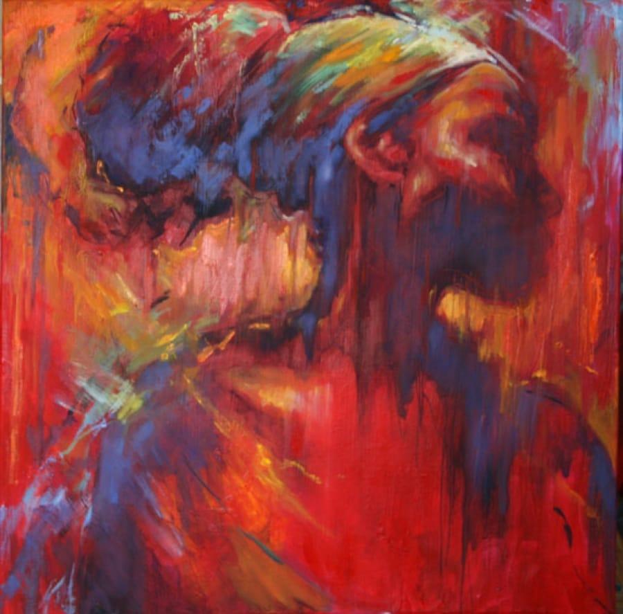 Kunst: Proud Kamili van kunstenaar Evelyn Hamilton