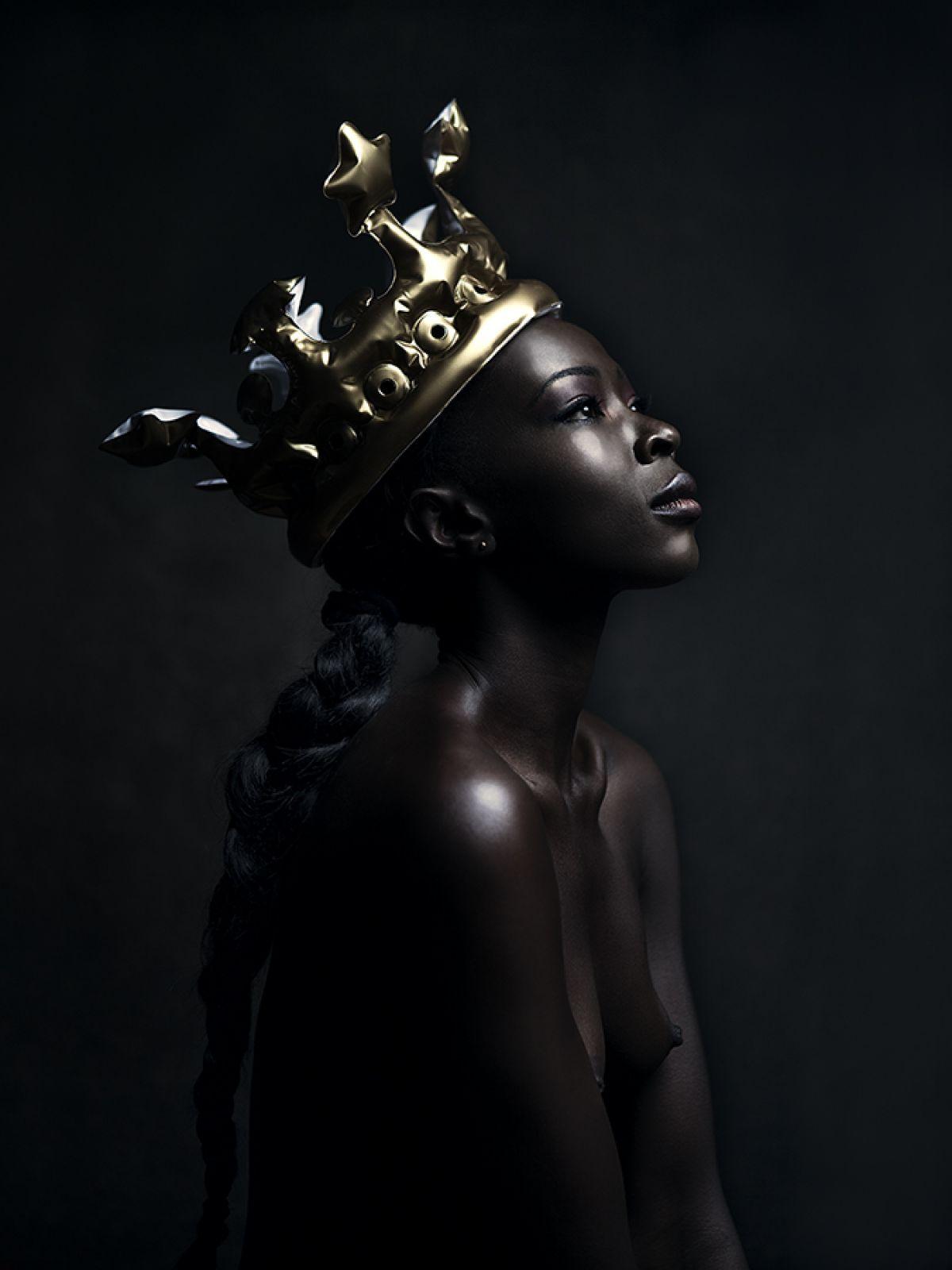 Kunst: Queen B van kunstenaar Jenny Boot