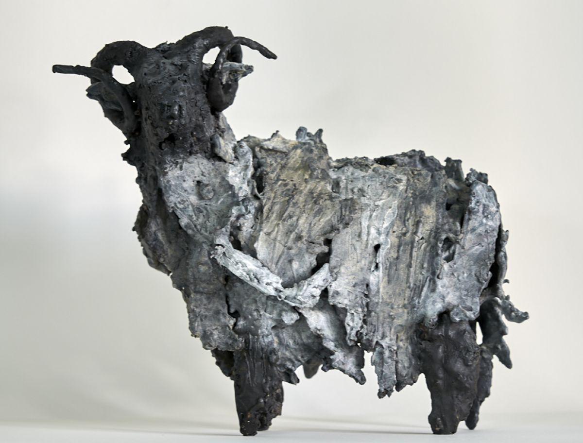 Kunst: Ram 11 van kunstenaar Edith Stoel