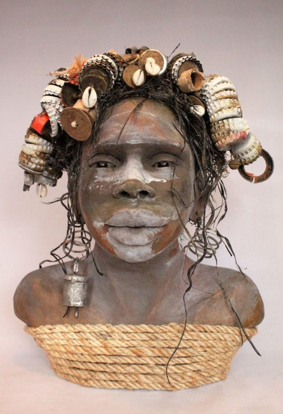 Kunst: Ramila – Teller van het fortuin van kunstenaar Lilian Wessels