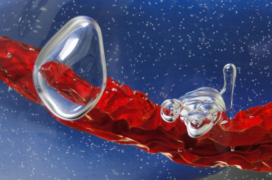Kunst: Red Pepper Air van kunstenaar Bert Verboon